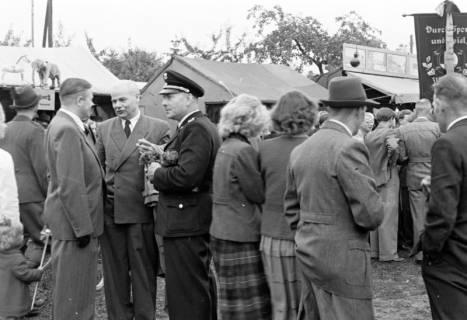 ARH NL Dierssen 1142/0010, Schützenfest, Eldagsen, 1951