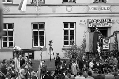 ARH NL Dierssen 1142/0013, Schützenfest, Eldagsen, 1951