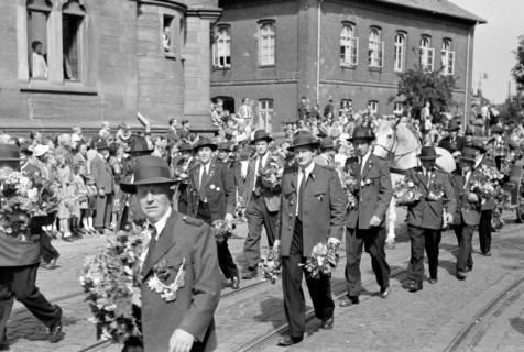 ARH NL Dierssen 1143/0018, Schützenfest, Hannover, 1951