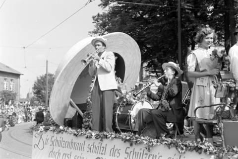 ARH NL Dierssen 1143/0019, Schützenfest, Hannover, 1951