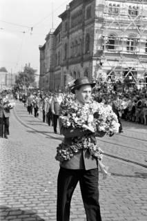 ARH NL Dierssen 1143/0020, Schützenfest, Hannover, 1951