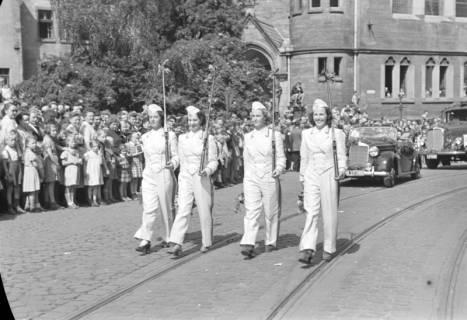 ARH NL Dierssen 1144/0001, Schützenfest, Hannover, 1951