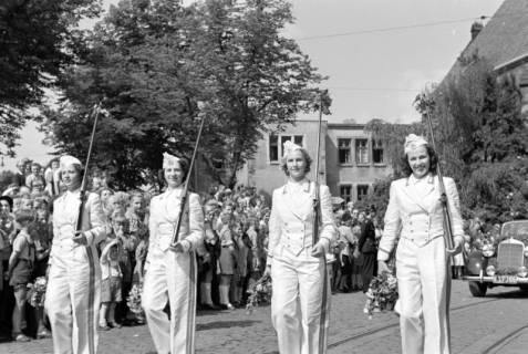 ARH NL Dierssen 1144/0002, Schützenfest, Hannover, 1951