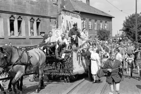 ARH NL Dierssen 1144/0003, Schützenfest, Hannover, 1951