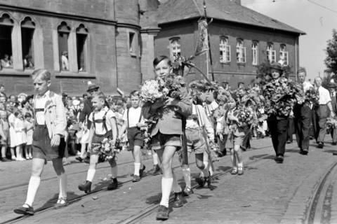 ARH NL Dierssen 1144/0004, Schützenfest, Hannover, 1951