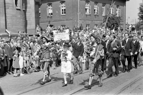 ARH NL Dierssen 1144/0005, Schützenfest, Hannover, 1951