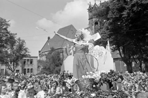 ARH NL Dierssen 1144/0008, Schützenfest, Hannover, 1951