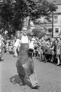 ARH NL Dierssen 1144/0009, Schützenfest, Hannover, 1951
