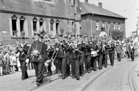 ARH NL Dierssen 1144/0010, Schützenfest, Hannover, 1951