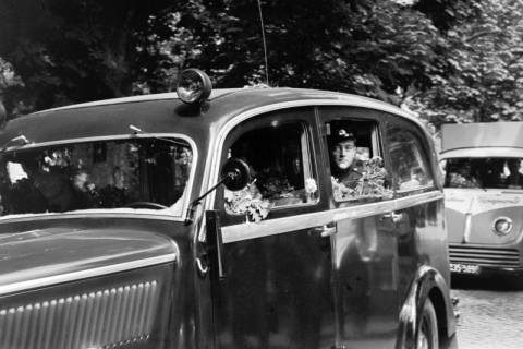 ARH NL Dierssen 1144/0012, Schützenfest, Hannover, 1951