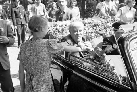 ARH NL Dierssen 1144/0013, Schützenfest, Hannover, 1951