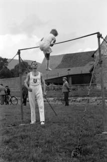 ARH NL Dierssen 1147/0011, Kreissportfest, Springe, 1951