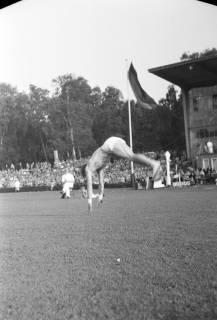 ARH NL Dierssen 1154/0016, Deutsche Turnmeisterschaft, Hannover, 1951