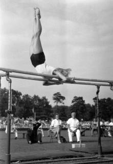 ARH NL Dierssen 1155/0017, Deutsche Turnmeisterschaft, Hannover, 1951