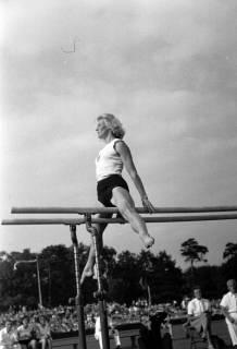 ARH NL Dierssen 1155/0018, Deutsche Turnmeisterschaft, Hannover, 1951