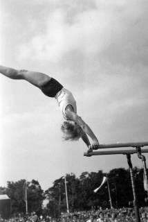 ARH NL Dierssen 1155/0019, Deutsche Turnmeisterschaft, Hannover, 1951