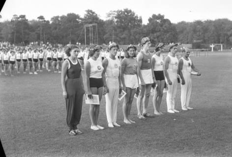 ARH NL Dierssen 1155/0021, Deutsche Turnmeisterschaft, Hannover, 1951