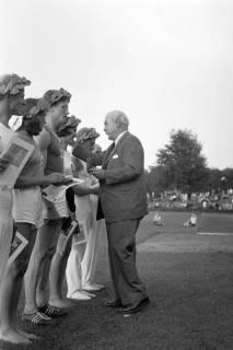 ARH NL Dierssen 1155/0022, Deutsche Turnmeisterschaft, Hannover, 1951