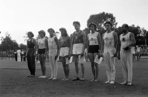 ARH NL Dierssen 1158/0012, Deutsche Turnmeisterschaft, Hannover, 1951