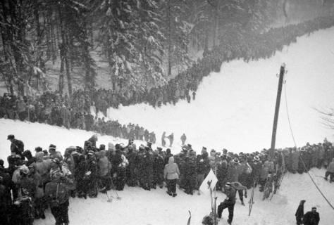 ARH NL Dierssen 1170/0011, Deutsche Skimeisterschaft, Braunlage, 1952