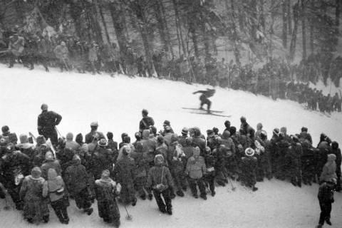 ARH NL Dierssen 1170/0012, Deutsche Skimeisterschaft, Braunlage, 1952