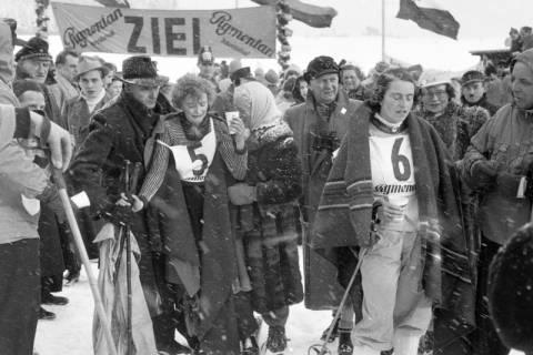 ARH NL Dierssen 1170/0016, Deutsche Skimeisterschaft, Braunlage, 1952