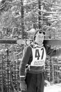 ARH NL Dierssen 1171/0008, Deutsche Skimeisterschaft, Braunlage, 1952