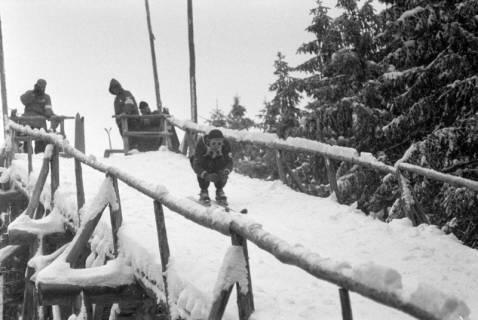 ARH NL Dierssen 1171/0009, Deutsche Skimeisterschaft, Braunlage, 1952