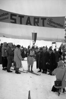 ARH NL Dierssen 1171/0011, Deutsche Skimeisterschaft, Braunlage, 1952
