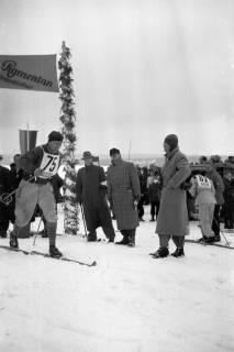 ARH NL Dierssen 1171/0012, Deutsche Skimeisterschaft, Braunlage, 1952