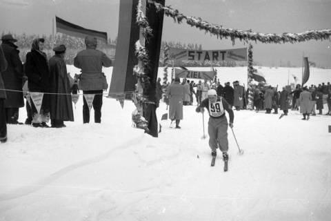 ARH NL Dierssen 1171/0013, Deutsche Skimeisterschaft, Braunlage, 1952