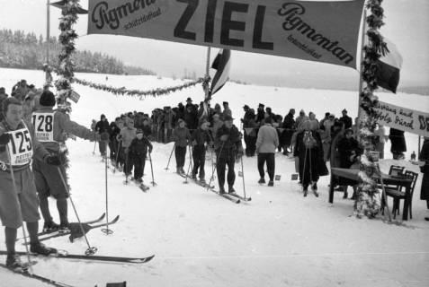 ARH NL Dierssen 1171/0014, Deutsche Skimeisterschaft, Braunlage, 1952