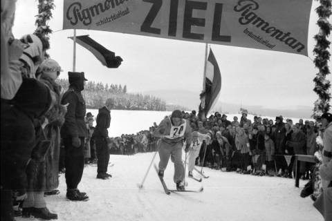ARH NL Dierssen 1171/0017, Deutsche Skimeisterschaft, Braunlage, 1952