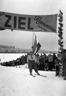 ARH NL Dierssen 1172/0001, Deutsche Skimeisterschaft, Braunlage, 1952