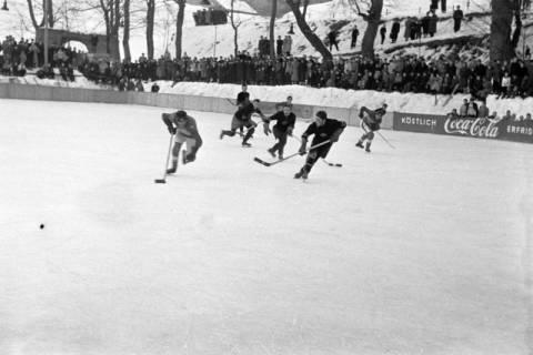 ARH NL Dierssen 1172/0009, Deutsche Jugendmeisterschaft in Eishockey, Clausthal-Zellerfeld, 1952