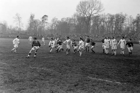 ARH NL Dierssen 1175/0012, Rugby Deutschland - Belgien, Hannover, 1952