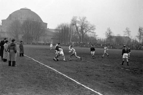 ARH NL Dierssen 1175/0022, Rugby Deutschland - Belgien, Hannover, 1952