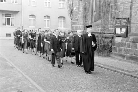 ARH NL Dierssen 1175/0026, Konfirmation, Hannover, 1952