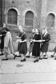 ARH NL Dierssen 1176/0002, Konfirmation, Hannover, 1952