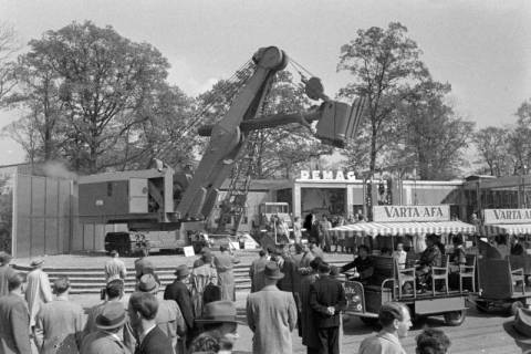 ARH NL Dierssen 1182/0013, Hannover-Messe, Hannover, 1952