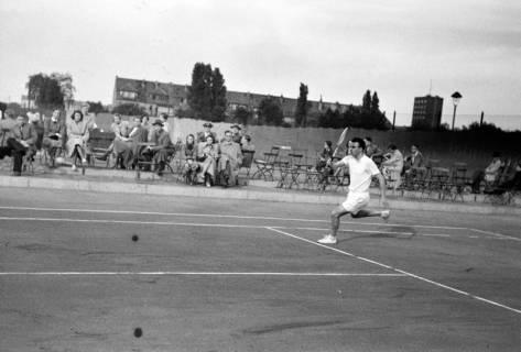 ARH NL Dierssen 1185/0015, Niedersächsische Tennismeisterschaften, Hannover, 1952