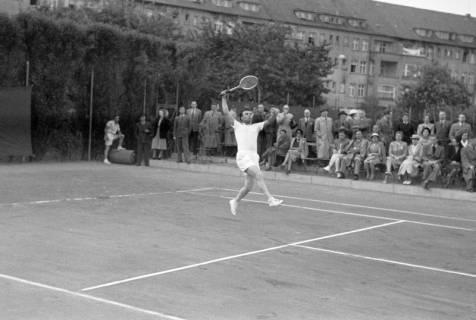 ARH NL Dierssen 1185/0016, Niedersächsische Tennismeisterschaften, Hannover, 1952