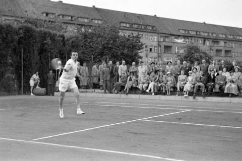 ARH NL Dierssen 1185/0018, Niedersächsische Tennismeisterschaften, Hannover, 1952