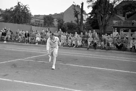 ARH NL Dierssen 1185/0019, Niedersächsische Tennismeisterschaften, Hannover, 1952