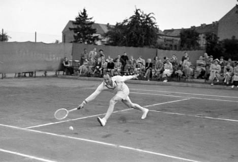 ARH NL Dierssen 1186/0001, Niedersächsische Tennismeisterschaften, Hannover, 1952