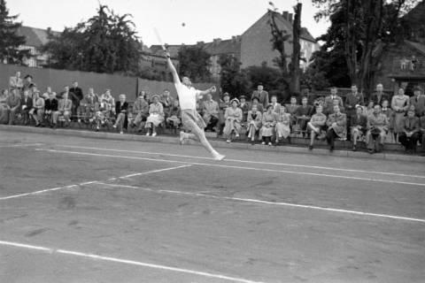 ARH NL Dierssen 1186/0003, Niedersächsische Tennismeisterschaften, Hannover, 1952
