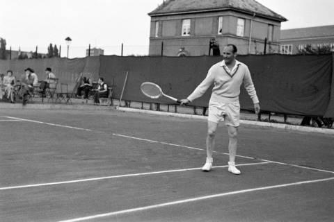 ARH NL Dierssen 1186/0004, Niedersächsische Tennismeisterschaften, Hannover, 1952
