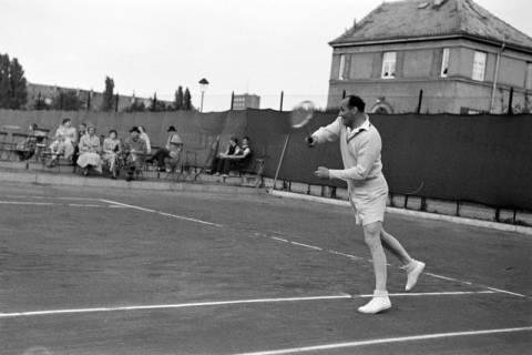 ARH NL Dierssen 1186/0005, Niedersächsische Tennismeisterschaften, Hannover, 1952
