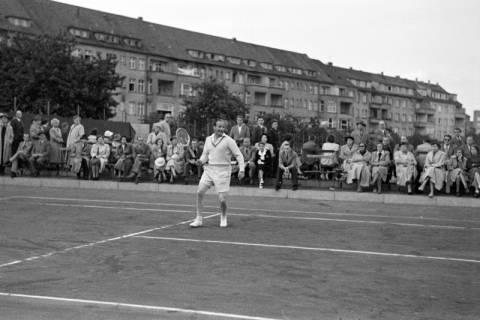 ARH NL Dierssen 1186/0006, Niedersächsische Tennismeisterschaften, Hannover, 1952