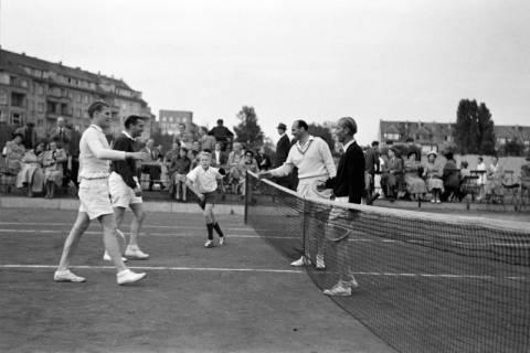 ARH NL Dierssen 1186/0007, Niedersächsische Tennismeisterschaften, Hannover, 1952